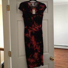 Carmen Carmen Marc Valvo Dress NWT Carmen Marc Valvo Dress. 95% Polyester 5%Spandex Carmen Marc Valvo Dresses Midi