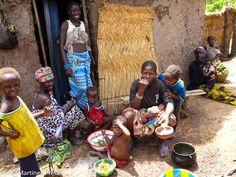 Una foto de Mali: Población