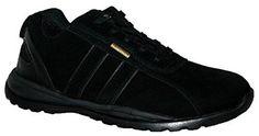 Oferta: 31.98€. Comprar Ofertas de Ottawa - Zapatos de seguridad para mujer, acero en la punta de los dedos, con cordones, ligeras, color negro, talla 37 1/3 barato. ¡Mira las ofertas!