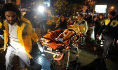 39 killed in #Istanbul nightclub gun attack, manhunt under way - #Reina