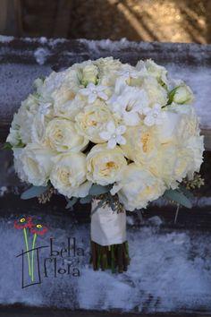 Winter White Bouquet