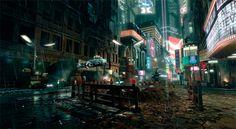 6.Blade Runner.