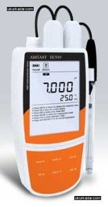 1x1.trans pH Meter/mV Conductivity/TDS/DO Meter EC910 10 IN 1