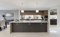 17 High-Stylish Kitchen Design Ideas To Get Inspiration From White Kitchen Interior, Home Decor Kitchen, Interior Design Kitchen, Home Kitchens, Kitchen Black, Kitchen Designs, Kitchen Colour Schemes, Kitchen Colors, Interior Design Gallery