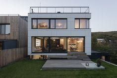 Villa in Slovakia. EQUITONE facade materials. equitone.com