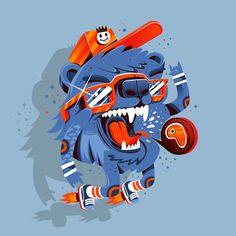 Los diseños de camisetas de New Fren