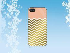 Gold Chevron Case for iPhone, Samsung Galaxy S2/S3/S4, Samsung Galaxy Tab/Note 2/3,HTC, Blackberry