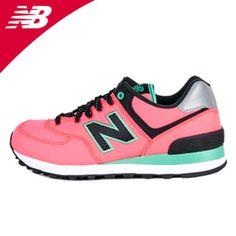 2013newbalance / zapatos auténticos zapatos retro zapatillas WL574WBB/WBP/WBG