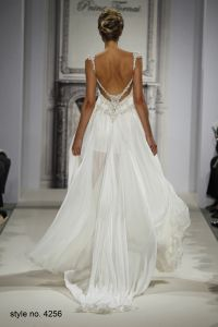beach wedding dress Pnina Tornai