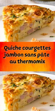 Thermomix dough ham zucchini quiche - Thermomix pastry ham zucchini quiche a delight to accompany your dishes easy to prepare at home her - Overnight French Toast, French Toast Bake, French Toast Casserole, Quiche Recipes, Tart Recipes, Brunch Recipes, Mexican Breakfast Recipes, Batch Cooking, Milk Recipes
