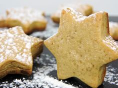 Galletas de turrón Xmas Cookies, Cupcake Cookies, Desserts Espagnols, Spanish Food, Recipe For 4, Fondant Cakes, Biscotti, Cake Recipes, Food And Drink