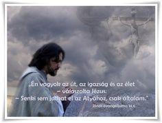 Jézus az út az igazság