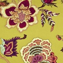 Tourmaline Floral Canvas Product #: HC30025 $24.99	/ Yard