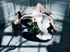 TVD S4 Photo Shoot Outtake of Nina Dobrev