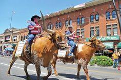 Prescott Arizona Whiskey Row   ... Frontier Days events - June 30 - July 4th