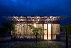 ベトナム人の建築家Vo Trong Nghia氏が設計した「Low Cost House」はなんと建築費$4000 (約34万円...