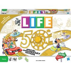 Game of Life 50th Anniversary Hasbro,http://www.amazon.com/dp/B0036RMC4Q/ref=cm_sw_r_pi_dp_c.YKsb1B9589QYJ7