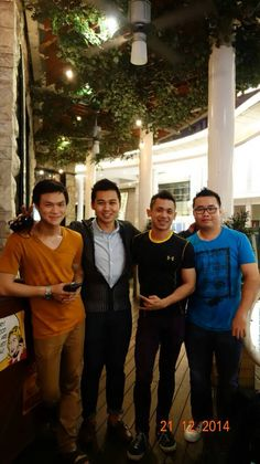 """For they are our newest F4 """"Meteor Garden"""" #Kepompong #family"""