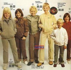 Anttilan kuvastoa 1979 (70-luvulta, päivää ! -blogi)