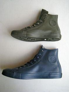 Rubber rain Converse | Eugene Choo