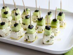 Greek Salad Fingerfood