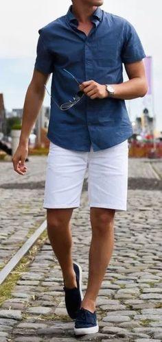 20 Smart Summer Outfits for Men  @michaelOXOXO @JonXOXOXO @emmaruthXOXO  #IT'SAMAN'SWORLD