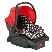 Light \'n Comfy Luxe Infant Car Seat - Mickey Dot