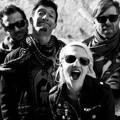 rock´n´roll, band, rockband, Mila Masu, rock, punk, piercing, sunglasses,  www.facebook.com/MilaMasuMusic