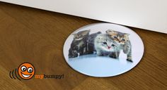 cooler Türstopper mit Katzenmotiv  #Wohnaccessoires #Einrichten #Accessoires #Türstopper #Katzen #paper weight