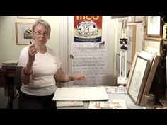 Betsy Lewin talks about her work as an illustrator of children's picture books.