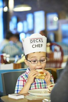 Young Decks Chef
