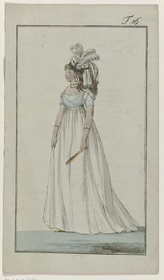 Journal des Luxus und der Moden, 1797, T 16, Georg Melchior Kraus, 1797