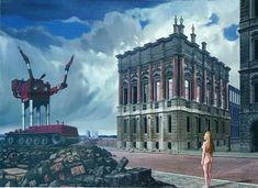 Carel Willink Albert Carel Willink March 1900 – 19 October was a well known Dutch painter who called his style of Magi. Dutch Artists, Great Artists, Statues, Critique D'art, Magic Realism, Fantasy Places, Z Arts, Dutch Painters, Art Database