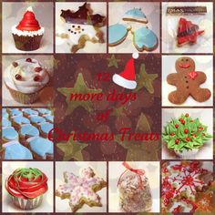 12 more days of Christmas Treats | Created by Diane