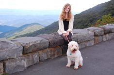 Things to do in dog friendly Asheville, NC, with your dog (you can even bring your humans along too!)
