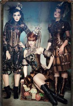 ba9e5fcf6c 100% cosplay - Comunidad - Google+ Steampunk Lolita