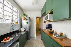 Apartamento Apinajés / Cacho Arquitetura + David Mandil | ArchDaily Brasil
