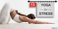 Yoga+for+Stress+Relief:+15+Easy+To+Do+Yoga+Pose+for+Instant+Relaxation