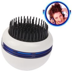 [USD2.40] [EUR2.26] [GBP1.75] Portable Massaging Comb Stress Releasing Massager Health Care Item for Head Scalp Hair