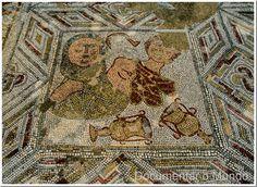 Vestígios romanos em Portugal: as Ruínas de Conímbriga ~ Documentar o Mundo