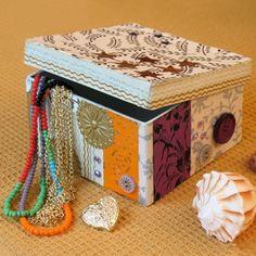 Mom's Treasure Box
