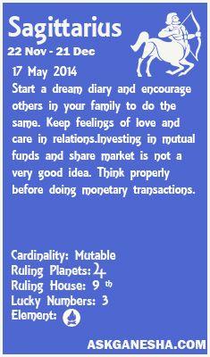 january 17 horoscope sign sagittarius or sagittarius