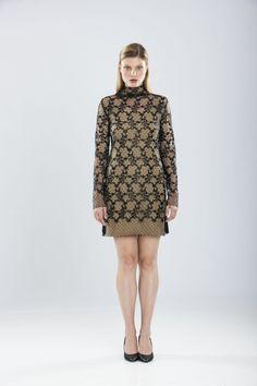 MQ Vienna Fashion Week 2012: Michel Mayer (c) Ernst Kainerstorfer