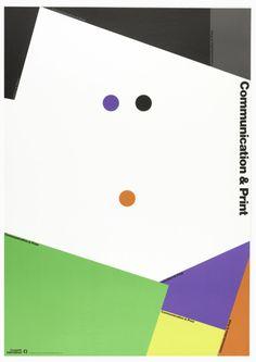 Ikko Tanaka - Communication & Print