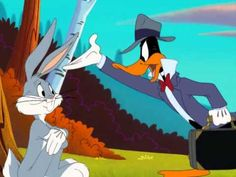 teaching government, Constitution, and laws!  Bugs Bunny - Daffy Duck For President - YouTube