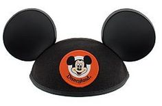 You know you're having a REALLY bad hair day when the only hat you can find are Mickey ears and you wear it anyway.
