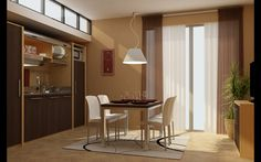 Aparthotel solutions.  Unique furniture and kitchens designed and manufactured in Italy exclusively for www.johnstrand-mk.co.uk