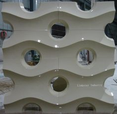 3d cnc feature stone interlock wall panels design will make your dream building wall.