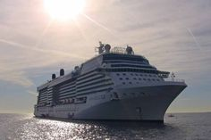 Celebrity Solstice in Villefranche, France