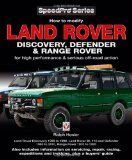 Book : How to Modify Land Rover for High Performance & Off-Road Action
